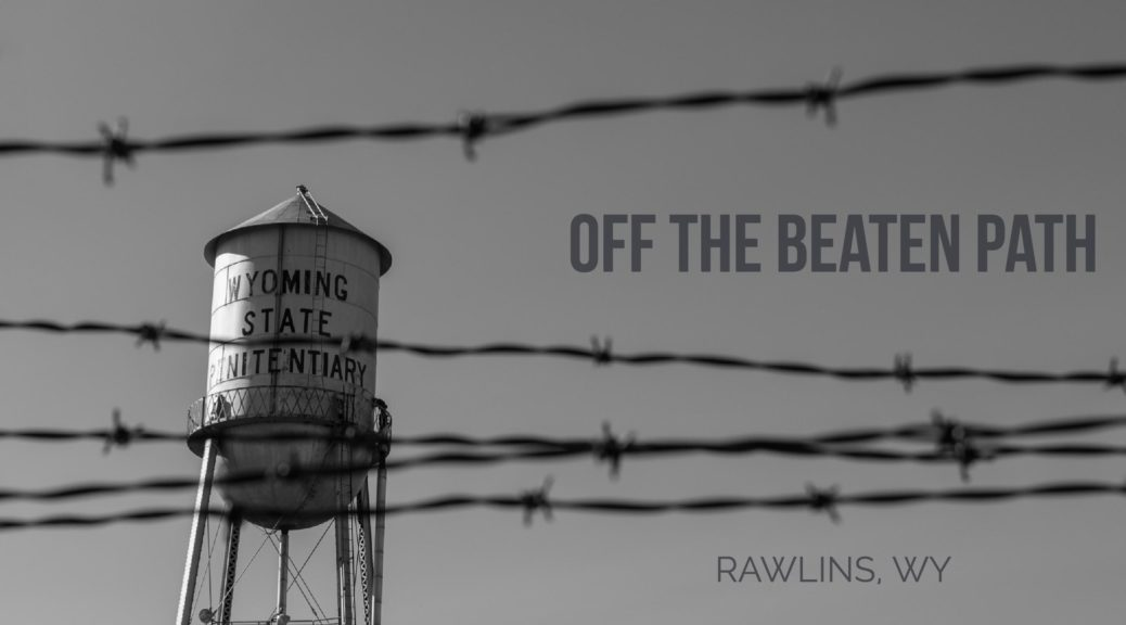 Picture of penitentiary water tower