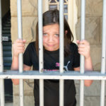 Lily In Jail
